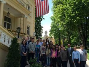 Познавање националне географије САД-а